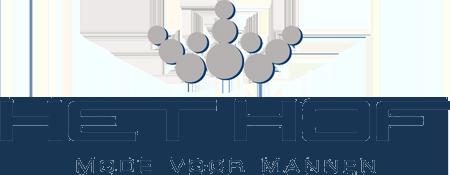 Hof Mannenmode logo